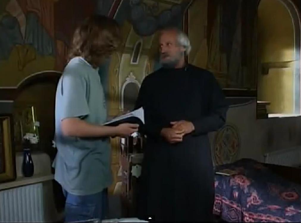 телевизионный роман Спас под березами 2 серия Золотые купола