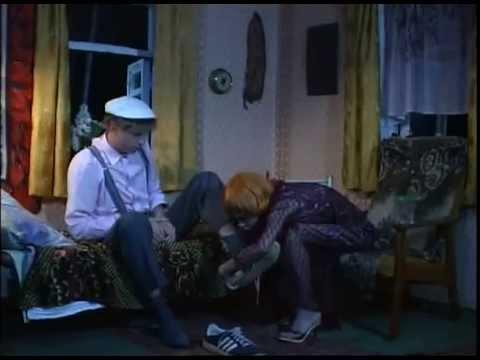 телевизионный роман Спас под березами 5 серия Гастроль